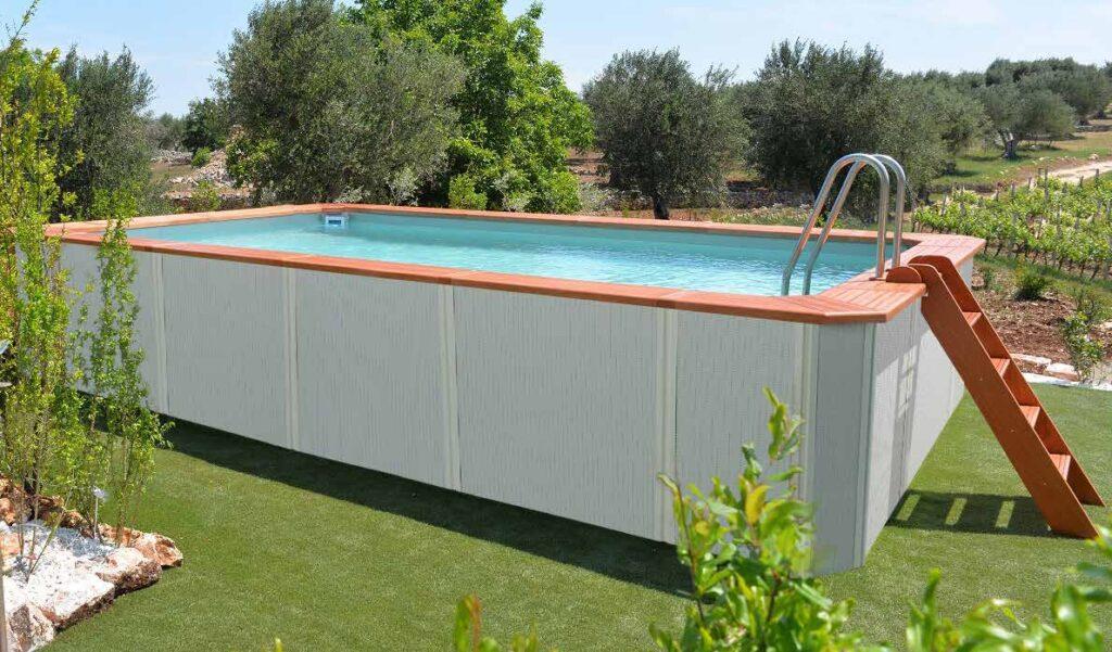 Offerta piscina fuori terra